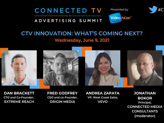 Innovation in CTV: Recap of VideoNuze CTV Ad Summit Panel