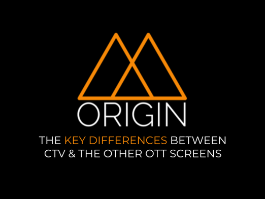 CTV vs OTT: Your visual guide to the differences between mobile, desktop, tablet & TV.
