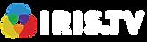 IRIS.TV logo White on Clear - Horizontal.png