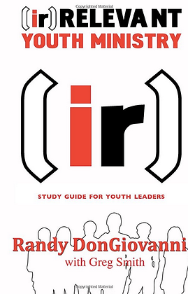 [ir] Youth Ministry: Guide for Youth Leaders