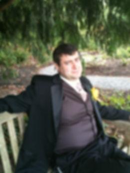 Skaff Elias, current partner for the com