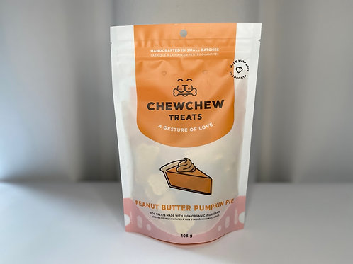 Peanut Butter Pumpkin Pie Cookies | Chew Chew Treats