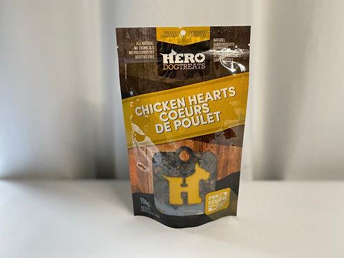 Chicken Hearts | HeroDogTreats™