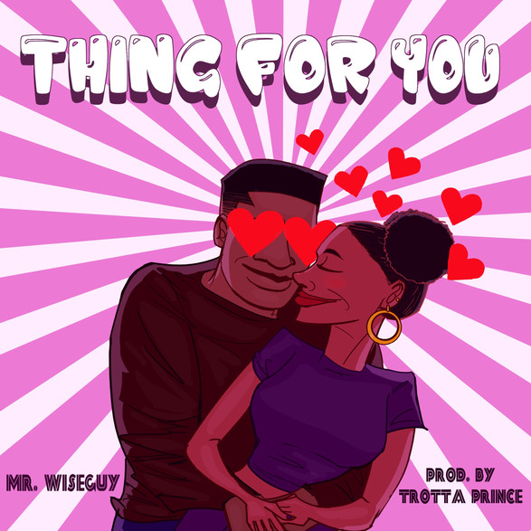 Thing For You Album Cover