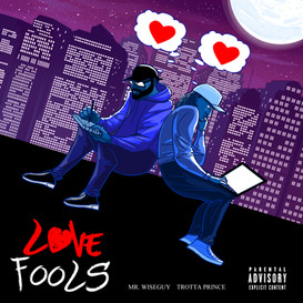 Love Fools Album Cover