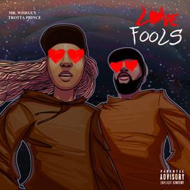 Love Fools Album Cover B
