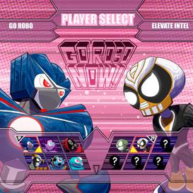Go Robo Now Player Select
