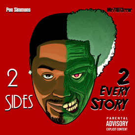 2 Sides To 2 Every Story Album Cover A