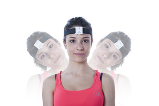 Moover range of motion sensor neck motion