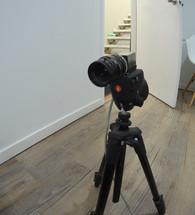 GigE camera in podiatry clinic