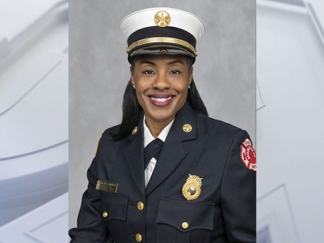 Milwaukee First African American Female Deputy Chief