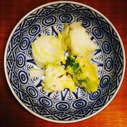 冬の寒さに耐えて甘みがぐっと増した白菜の漬物。シャキシャキした歯ごたえの後にジュワッと甘みが口に中に広がります。 #vegitable #norakkusu #chinesecabbage