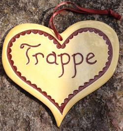 Trappe ornament