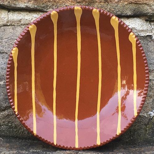 Slipware Plate - SP262