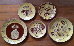 Make your own Redware plate