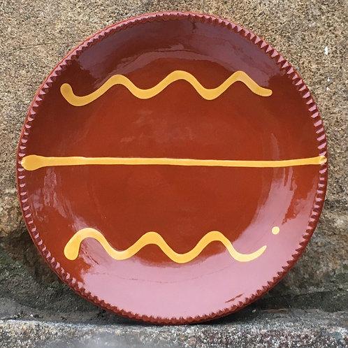 Pennsylvania Folk Art Pottery - Slipware - SP312