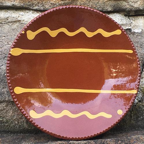 Slipware Plate - SP265