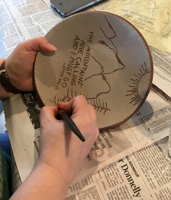 Make your own redware pottery
