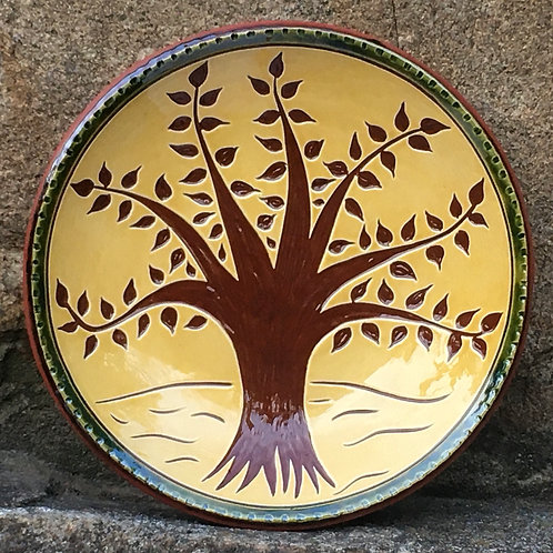 A Tree - 7 inch Plate  - SG896
