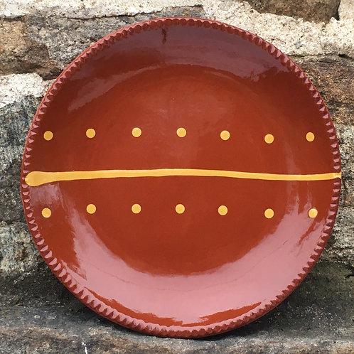 Pennsylvania Folk Art Pottery - Slipware - SP309