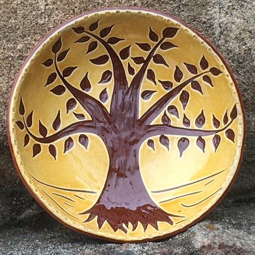 One Tree - Handmade Folk Art - SG921