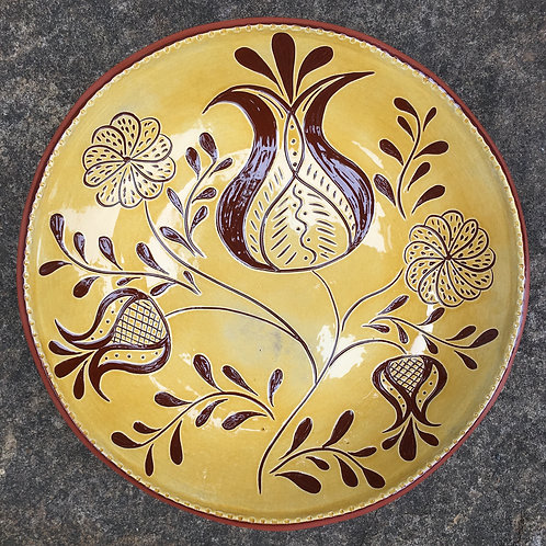 Five Flowers Bowl - SG754