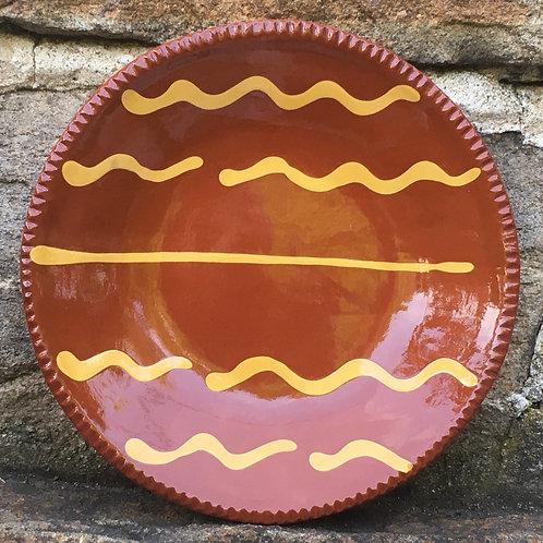 Slipware Plate - SP263