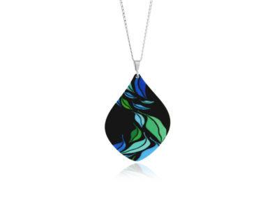 Seasons Blue Pendant