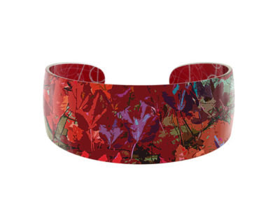 Meadow Red Bangle