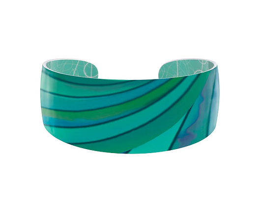 Ribbon Turquoise Bangle