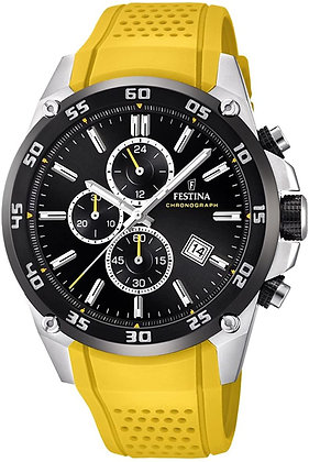 FESTINA ORIGINAL SPORT (YELLOW)