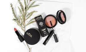 Inika Organics full range of make-up