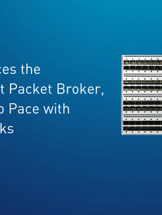 Network Critical Introduces the Industry's First Scale-Out Packet Broker, Allowing Visibility to Kee