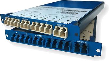 Network Critical Fiber Optc LC TAP