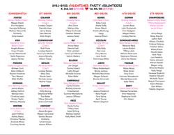 21-22 Valentines Party Volunteers IMAGE