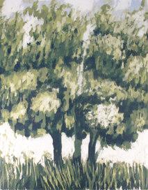 Träden vid torpet