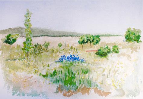La Plaine de Gordes
