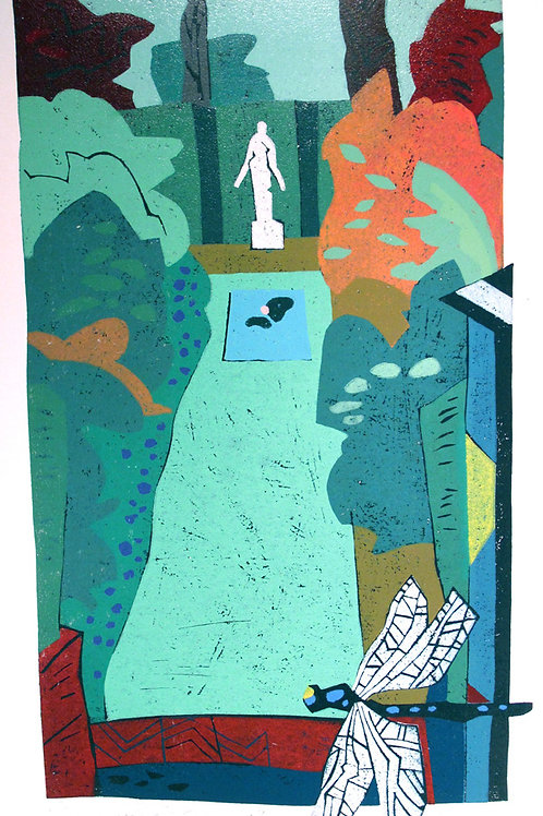 """Michael Hofmann  """"Sissinghurst"""""""