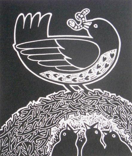The Lino Bird VIII