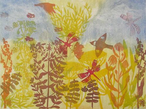 "Diane Griffiths ""Harvest II"""