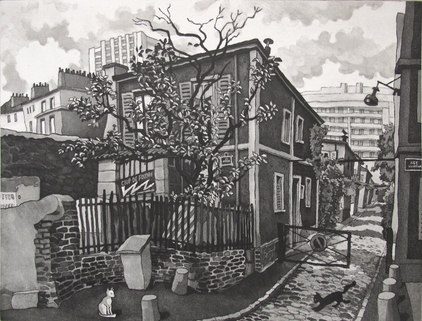 Parismotiv