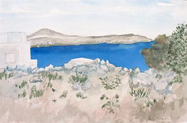 Adamos på Milos, 29 sept 1979