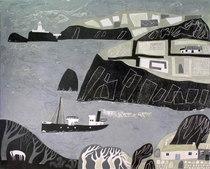Winterfields at Strumble Head