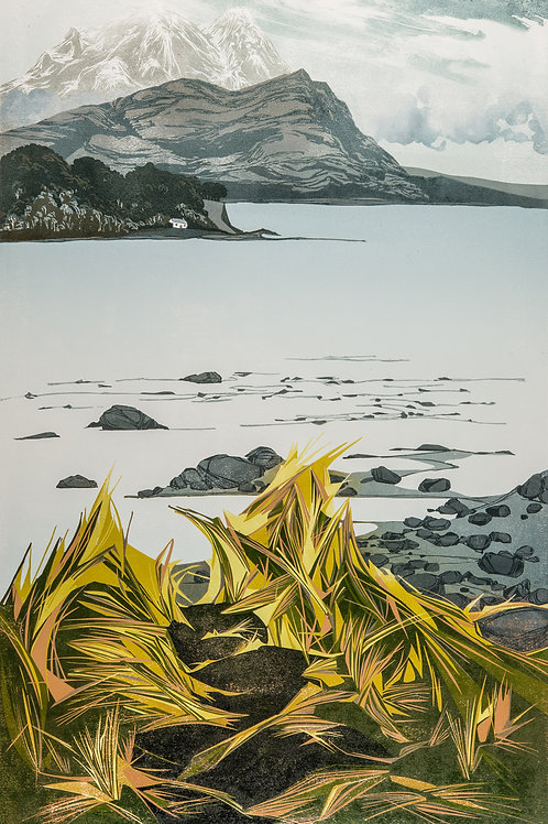 """Laura Boswell """"Skye to the Mainland"""""""
