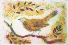Bird on the Bough
