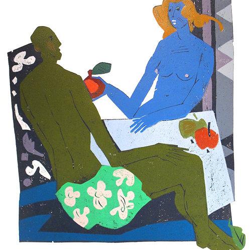 """Michael Hofmann """"Der Apfel danach"""""""