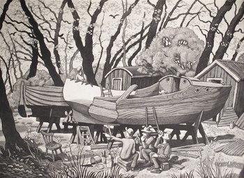 Årsta båtar