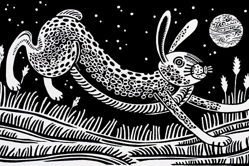 """Linda Farquharson """"The Witch Hare"""""""