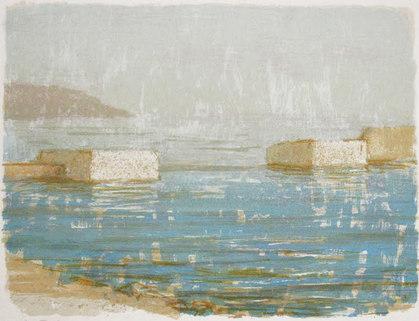 Hamnen i Vik II