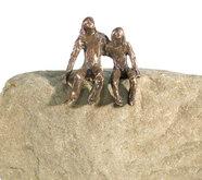 Par på sten